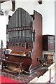 TL3256 : St Helen & St Mary, Bourn - Organ by John Salmon