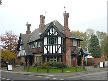 SK6347 : The Four Bells Inn by Graham Hogg