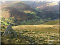 NY4016 : View down Patterdale Common towards Grisdale by Graham Robson