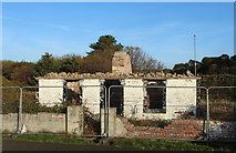 NS2005 : Derelict Cottage, Turnberry by Billy McCrorie