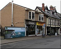SO5139 : Oceans in Hereford by Jaggery