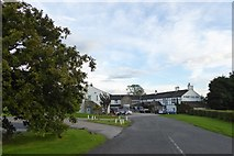 SD6277 : The Whoop Hall Inn, between Kirkby Lonsdale and Cowan Bridge by David Smith
