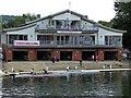 SU8586 : Marlow Rowing Club by Chris Allen