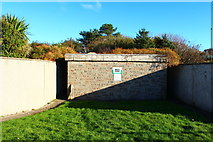 NS2005 : Toilets at Turnberry Car Park (Closed) by Billy McCrorie
