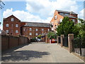 SU8486 : Marlow - former Wethered brewery by Chris Allen