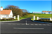 NS2006 : Gateway to Trump Turnberry Hotel by Billy McCrorie