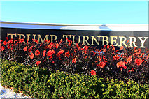 NS2006 : Flowers at Trump Turnberry by Billy McCrorie