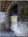 ST6867 : Saltford Brass Mill - the annealing furnace by Chris Allen