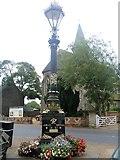 TG0738 : Jubilee memorial [1] by Michael Dibb
