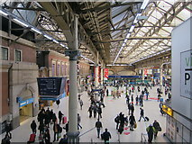 TQ2878 : London Victoria Station by Oast House Archive