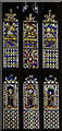 TF0306 : Window s.II, St Martin's church, Stamford by Julian P Guffogg
