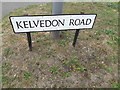 TL8916 : Kelvedon Road sign by Adrian Cable
