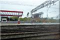 SJ7154 : Platform at Crewe Station by David Dixon
