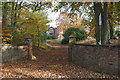 SJ6393 : Entrance to The Old Rectory by Bill Boaden