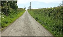 SX2299 : Lane to Penfound by Derek Harper