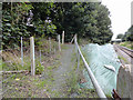 TQ5487 : Footpath 172 from the railway by Phil Gaskin