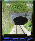 TR2648 : Golgotha Tunnel, west end by Robin Webster