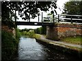 SJ3224 : Montgomery Canal at Bridge 78 by Christine Johnstone