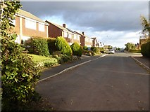 SX9490 : Wendover Way, Exeter by David Smith