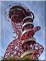 TQ3784 : ArcelorMittal Orbit Tower by David Dixon