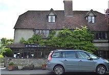 TQ5243 : Fir Tree House Tearooms by N Chadwick
