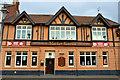 NZ2581 : Market Tavern, Bedlington by Steve Ellwood