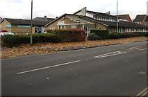 SO8317 : Rosebank Surgery and Lloyds Pharmacy, Gloucester by Jaggery