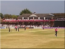 SP7761 : Northamptonshire County Cricket Club by Mark Percy