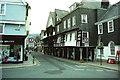 SX8751 : Duke Street and Butterwalk, Dartmouth by Jeff Buck