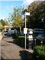 SZ0891 : Bournemouth: parking meter in Braidley Road by Chris Downer