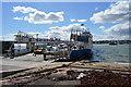 SX4455 : Lynher II, Torpoint Ferry by N Chadwick