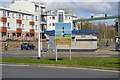 SX4455 : Welcome to Plymouth by N Chadwick