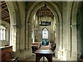 SK8329 : Church of St Botolph and St John the Baptist, Croxton Kerrial  by Alan Murray-Rust
