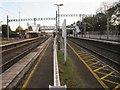 SU6080 : Goring & Streatley railway station, Oxfordshire by Nigel Thompson
