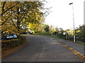 TL1414 : Marquis Lane, Batford by Adrian Cable