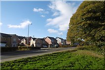 NS4760 : Glenfield Road, Paisley by Richard Webb