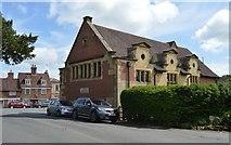 TQ5243 : Penshurst Village Hall by N Chadwick
