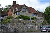TQ5243 : Wall Cottage by N Chadwick