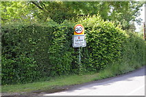 TQ5446 : Entering Leigh by N Chadwick