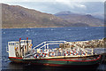 NC2333 : Kylesku Ferry by Ian Taylor