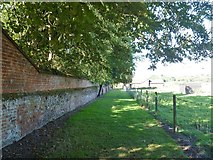 TM4599 : St Olave's Priory [1] by Michael Dibb