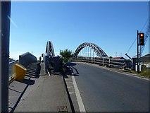 TM4599 : St Olave's Bridge [1] by Michael Dibb