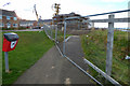 NS3175 : Blocked path at Iron Way by Thomas Nugent