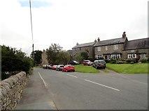 NZ0759 : View east along the village street by Robert Graham
