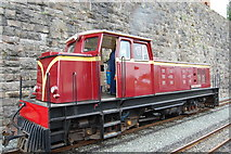 SH4862 : Last train back to Porthmadog by Dave Thompson