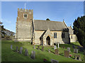 SP4424 : Steeple Barton church by Robin Webster