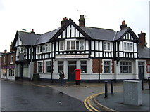 SJ4066 : Funeral Directors on Brook Street, Chester by JThomas