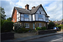 TQ5446 : Stone House by N Chadwick