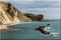 SY8080 : St Oswald's Bay by Ian Capper
