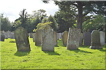 TQ5446 : Graves, Church of St Mary by N Chadwick